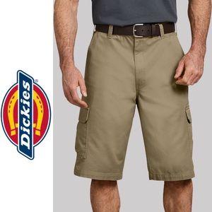 Dickies Men's Loose Fit Cargo Shorts